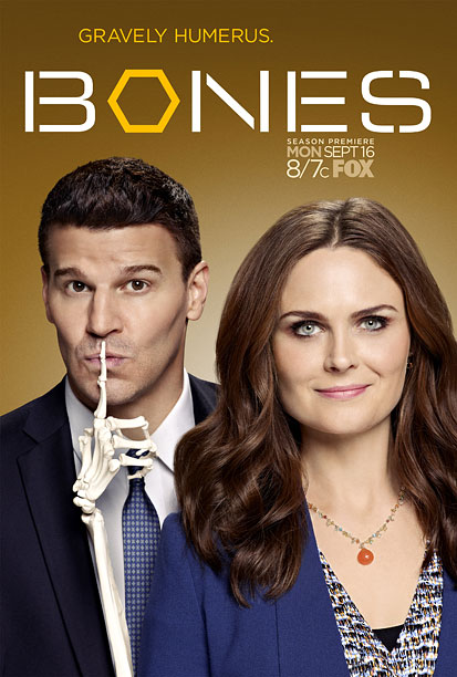 Bones - Saison 09 FRENCH