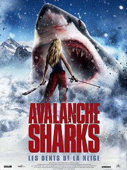 Affiche Avalanche Sharks