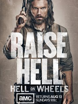 Hell On Wheels : l'Enfer de l'Ouest - Saison 05 VOSTFR
