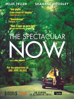 Affiche The Spectacular Now