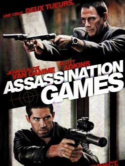Affiche Assassination Games