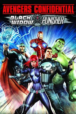 Affiche Avengers Confidential: Black Widow & Punisher