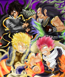 Fairy Tail - VOSTFR