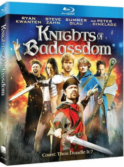 Affiche Knights of Badassdom