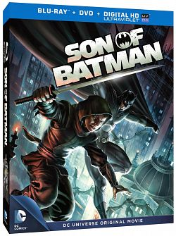 Affiche Son Of Batman