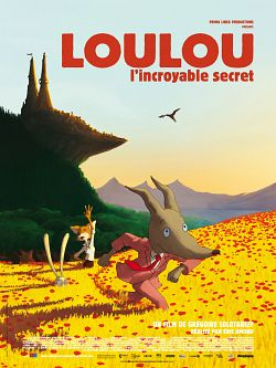 Loulou, l'incroyable secret - FRENCH DVDRip