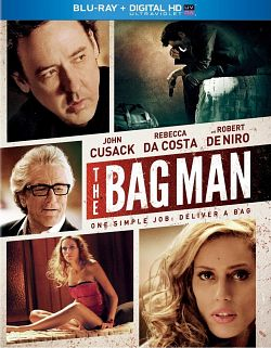 Affiche The Bag Man