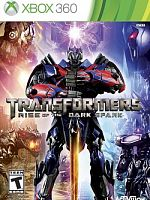 Transformers : Rise of the Dark Spark - XBOX 360