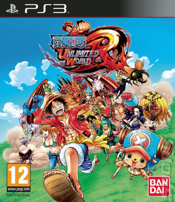 One Piece Unlimited World Red - VOSTFR PlayStation 3