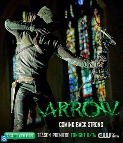 Arrow - Saison 02 FRENCH HDTV 720p