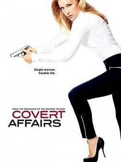 Covert Affairs - Saison 04 FRENCH