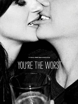 You're The Worst - Saison 01 VOSTFR HDTV 720p