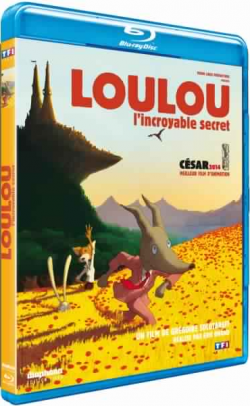 Loulou, l'incroyable secret - FRENCH BluRay 1080p