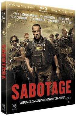 Sabotage - FRENCH BluRay 720p