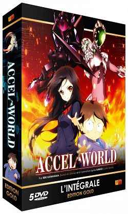 Accel World - L'iTEGRALE MULTi BDRiP