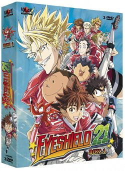 Eyeshield 21  - L'iTEGRALE MULTi DVDRiP
