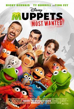 Muppets most wanted - VOSTFR DVDRip