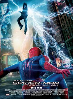 The Amazing Spider-Man : le destin d'un Héros - VOSTFR HDRiP