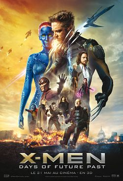 X-Men: Days of Future Past - VOSTFR HDRiP