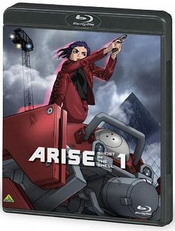 Affiche Ghost in the Shell : Arise – Border 1 Ghost