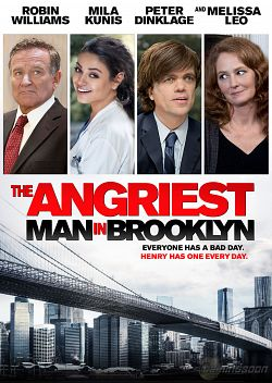 The Angriest Man in Brooklyn - FRENCH BDRip