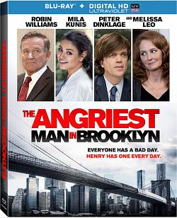 Affiche The Angriest Man in Brooklyn