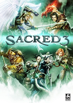 Sacred 3 - MULTi PC DVD