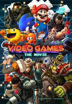 Affiche Video Games: The Movie