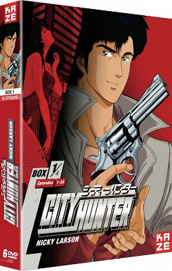 City Hunter - L'iTEGRALE MULTI DVDRiP