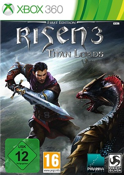 Risen 3 : Titan Lords - FRENCH XBOX 360
