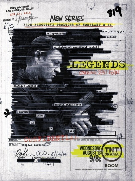 Legends (2014) - Saison 01 VOSTFR HDTV 720p