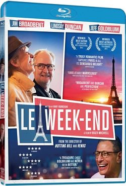 Un week-end à Paris (2013) [BLURAY 1080p]