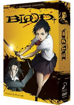 Blood Plus - L'iTEGRALE MULTI DVDRiP