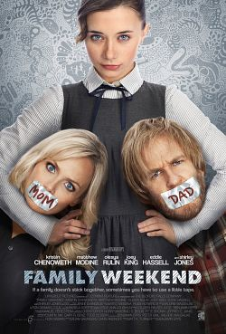 Family Weekend (2014) DVDRiP