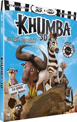 Khumba (2014) [BLURAY 1080p]
