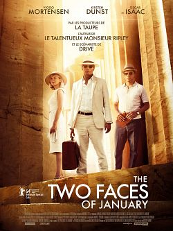 The Two Faces of January - TRUEFRENCH DVDSCR MD