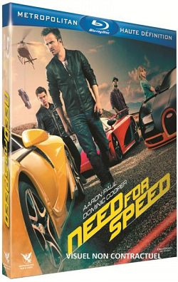 Need for Speed - MULTi (Avec TRUEFRENCH) BluRay 1080p