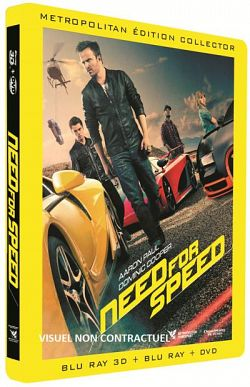 Need for Speed (2014) [BLURAY 3D]