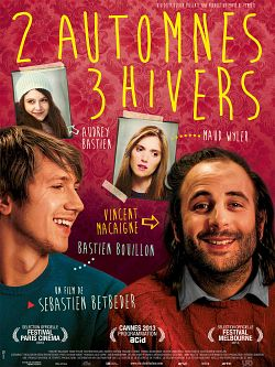 2 automnes 3 hivers - FRENCH DVDRip