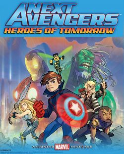 Next Avengers Heroes of Tomorrow - FRENCH DVDRiP
