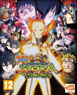 Naruto Shippuden : Ultimate Ninja Storm Revolution - PC DVD