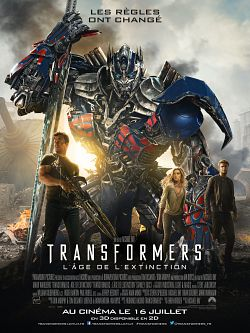 Transformers : l'âge de l'extinction - FRENCH BDRiP