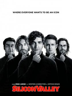 Silicon Valley - Saison 01 FRENCH WEB-DL 720p/HDTV 720p