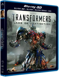 Transformers : l'âge de l'extinction - MULTI BluRay 1080p 3D