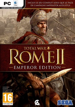 Total War: ROME II – Emperor Edition - PC DVD
