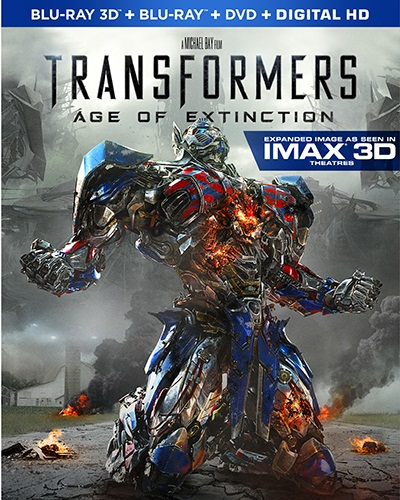 Transformers : l'âge de l'extinction - FRENCH BDRiP 720p