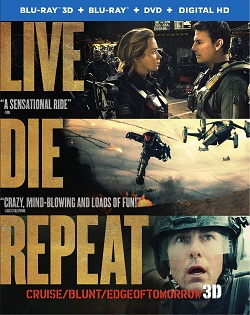 Edge Of Tomorrow - FRENCH BDRiP 720p