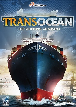 TransOcean - The Shipping Company - PC DVD