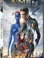 X-Men: Days of Future Past - MULTi (Avec TRUEFRENCH) DVD9