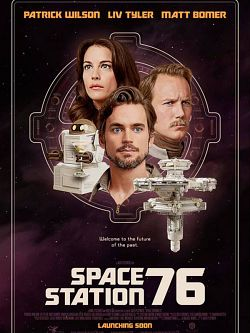 Affiche Space Station 76